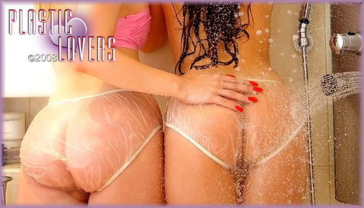 Wet Shower Fun